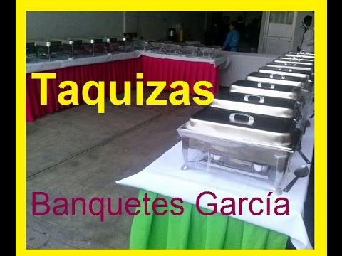 TQUIZAS ECONOMICAS. banquetes a domicilio Distrito Federal. México.