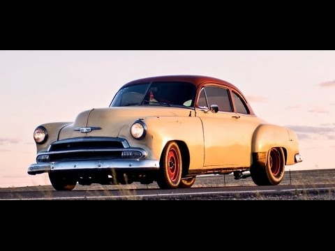 BADASS LSX 51 Chevy vs. Turbo 5.3 Nova & LS Foxbody Mustang
