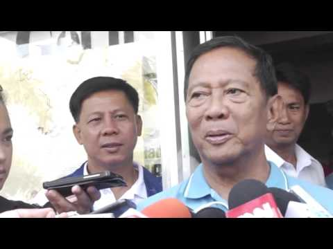 Binay cries foul over Inquirer report