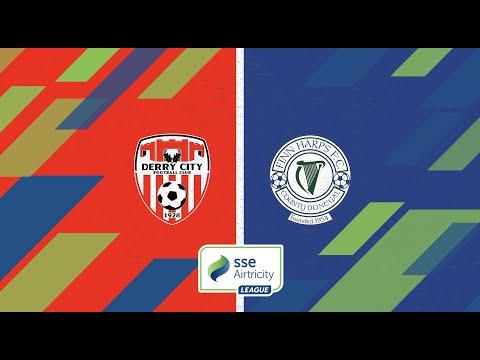 GW2: Derry City 1-1 Finn Harps