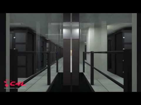 C4L - Bournemouth Data Centre guided tour