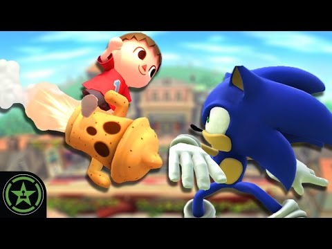 AH Stream Highlights - Super Smash Brothers Wii U