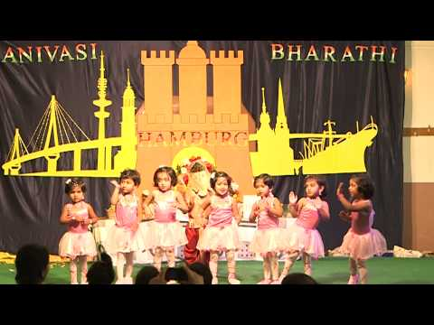 Anivasi Bharathi Public Ganesha Festival 2013-o My Friend Ganesha video