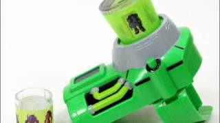 Ultimatrix: Ben 10 Vuescope Ultimatrix from Ben 10 Ultimate Alien Toy Review Unboxing