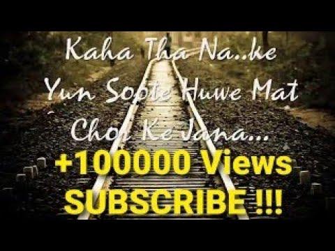 Xia Mujahid: Kaha Tha Na Yun Chor Ke Na Jana video