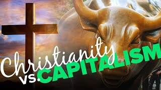 Wall Street missionary pressed on tensions between Christianity and capitalism