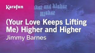 download lagu Karaoke Your Love Keeps Lifting Me Higher And Higher gratis