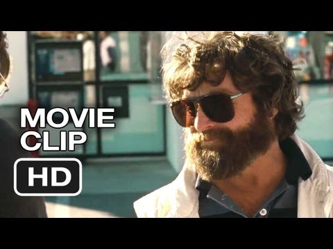 The Hangover Part III Movie CLIP - How Did You Not Know? (2013) - Bradley Cooper Movie HD
