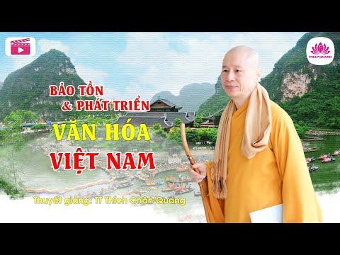 Xác Định và Bảo Tồn Văn Hóa Việt Nam