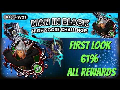 KH Union χ[Cross] Man In Black HSC ~ First Look All Rewards