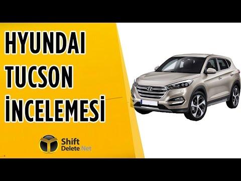 Hyundai Tucson 2015 Test Videosu