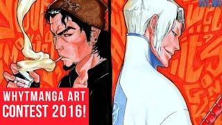 WhytManga Art Contest 2016 [CLOSED]