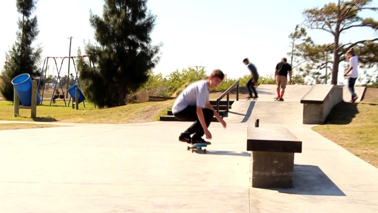 Jonathan Harris Flour Bluff Edit - YouTube - photo#8