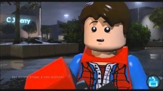 Lego Dimensions--Wii U (Back to the Future Level pack)