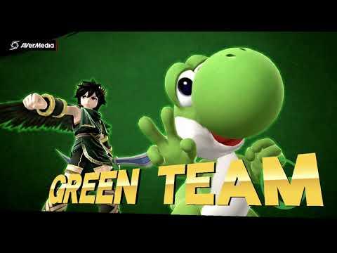 SP#1 DOBLES WR2 - Mr. PF (Yoshi) + Jin (Dark Pit) vs DannySsB (Mario) + Führer (Cloud)