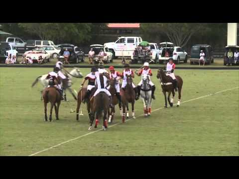 Polo: Coca Cola vs Alegria - 2014 U.S Open