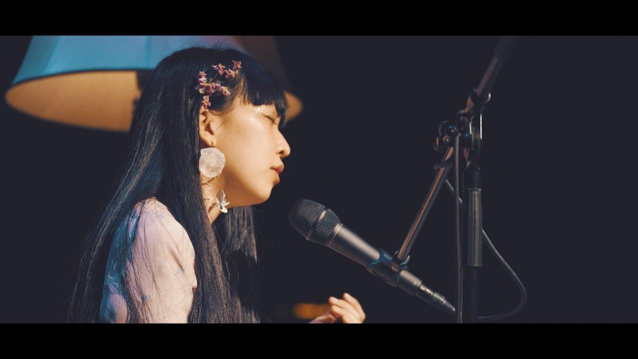"""青葉市子 (Ichiko Aoba) - コンサートの準備、リハーサルなども収めた""""守り哥""""のライブ映像を公開 新譜「""""gift"""" at Sogetsu Hall」2020年4月3日配信開始 thm Music info Clip"""