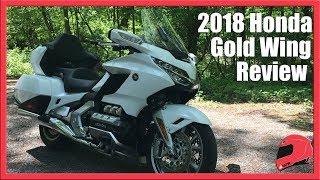 2018 Honda Gold Wing Review
