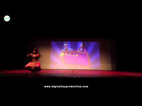 Parbati Rai Dance Performance at Tito Satya Meri Basai Saanjh Sydney 2015