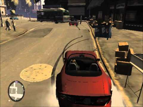 GTA IV on Intel HD Graphics (i3 330m)