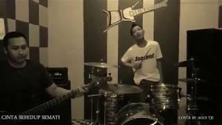 CINTA SEHIDUP SEMATI - VIA VALLEN cover (melodickpoppunk version)