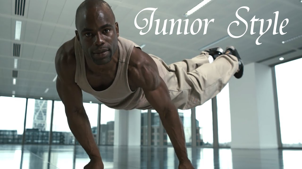 B-boy Junior Style ** Strong Monster ** - YouTube