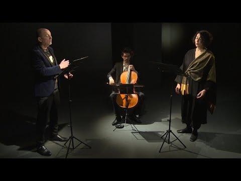 FUGAkoncert a Költészet Napján. KORTÁRS MONÓDIÁK /a TRIO PASSACAGLIA koncertje