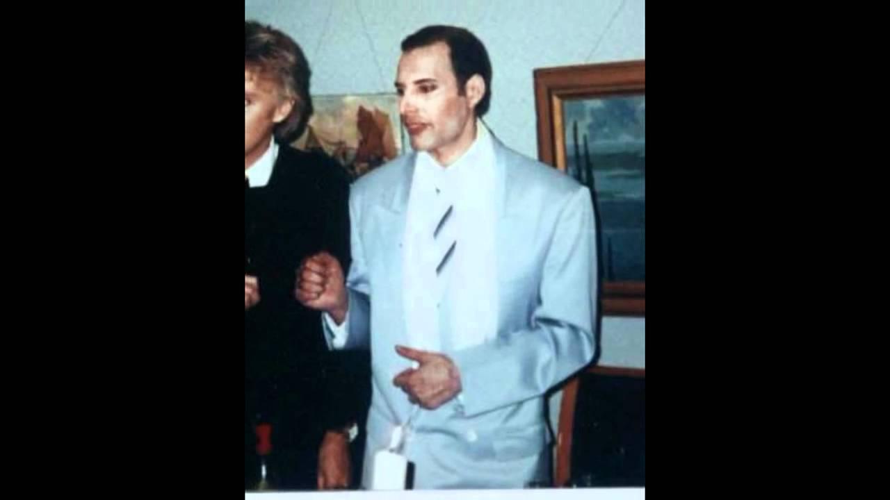 Freddie mercury very ill