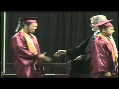 Renton Technical College Commencement 2014