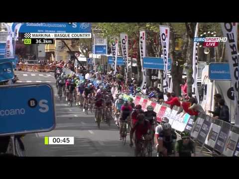 Vuelta Ciclista al Pais Vasco 2014 - HD Stage 5 - Eibar › Markina Xemein