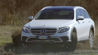 OFF ROAD PARK - Classe E All-Terrain Mercedes-Benz Roma