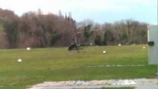 New experimental helicopter flight test 3