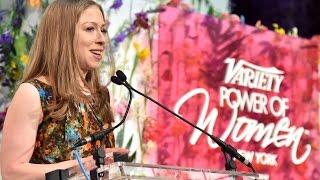 Chelsea Clinton's full speech at Variety's Power of Women NY