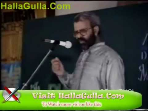 Mazahiya Mushaira Khalid Masood Funny Punjabi Poetry Hallagulla Com video