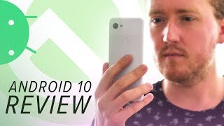 Android 10 Review: This is Android in 2020! [Android Q]