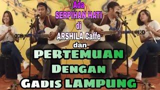 PERTEMUAN Dengan SERPIHAN HATI - Cover by AYU DINI & AJI APANDI  Bekasi Live