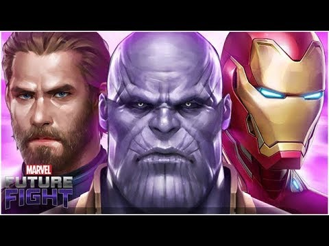 THE HYPE IS REAL (Infinity War Update 4.0 First Impressions) - Marvel Future Fight