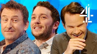 Lee Mack's a Smart Guy | BEST EVER Players on 8 Out of 10 Cats Does Countdown | Part 2