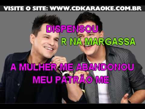 João Neto & Frederico   Pega Fogo Cabaré