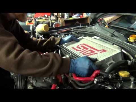 Take 2 Subaru Impreza WRX STI Engine Removal Part One