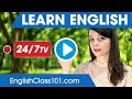 Download Learn English 24/7 with EnglishClass101 TV in Mp3, Mp4 and 3GP