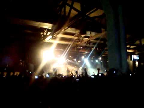 Bullet For My Valentine - Waking The Deamon Live In Mexico 3gp video