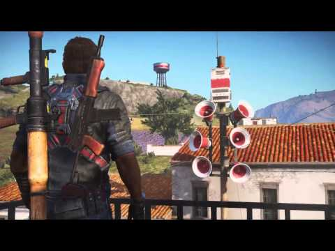 Just Cause 3 — трейлер об игре