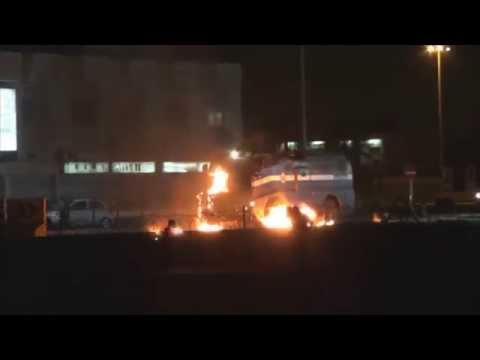 Bahrain: Violent clashes in Sitra, to condemn the trial of cleric - 12.01.2015