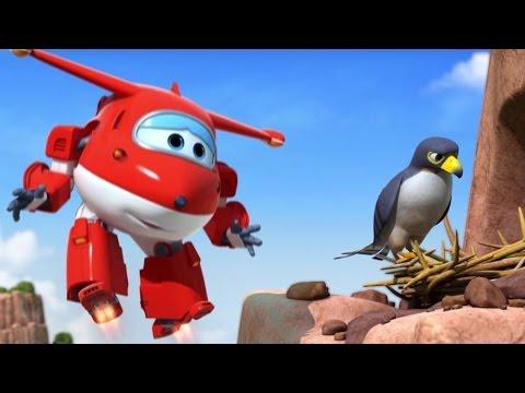 Супер Крылья: Джетт и его друзья - 30 серия | Мультик про трансформеров