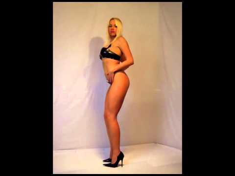 Sexy Complete With Latex Size S - S-xxxl-producer Fashion Style video
