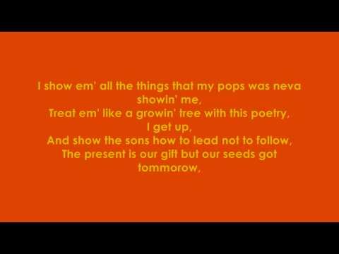 J.Cole - I Get Up. *Lyrics*
