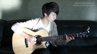 (Big Bang)Love Song - Sungha Jung