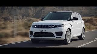 New Range Rover Sport | Performance | Land Rover USA