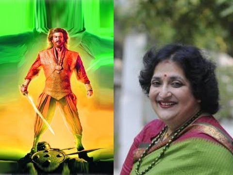 Latha Rajinkanth spoke about Rana